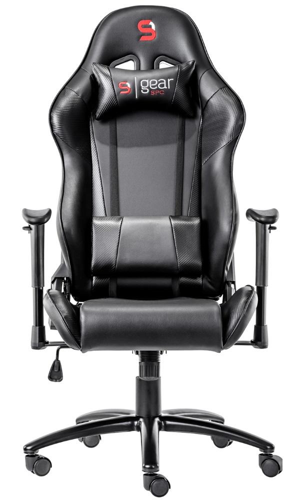Herní židle SPC Gear SR300 BK