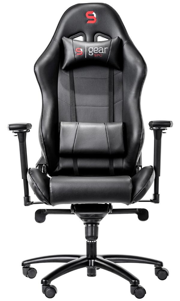 Herní židle SPC Gear SR500 BK