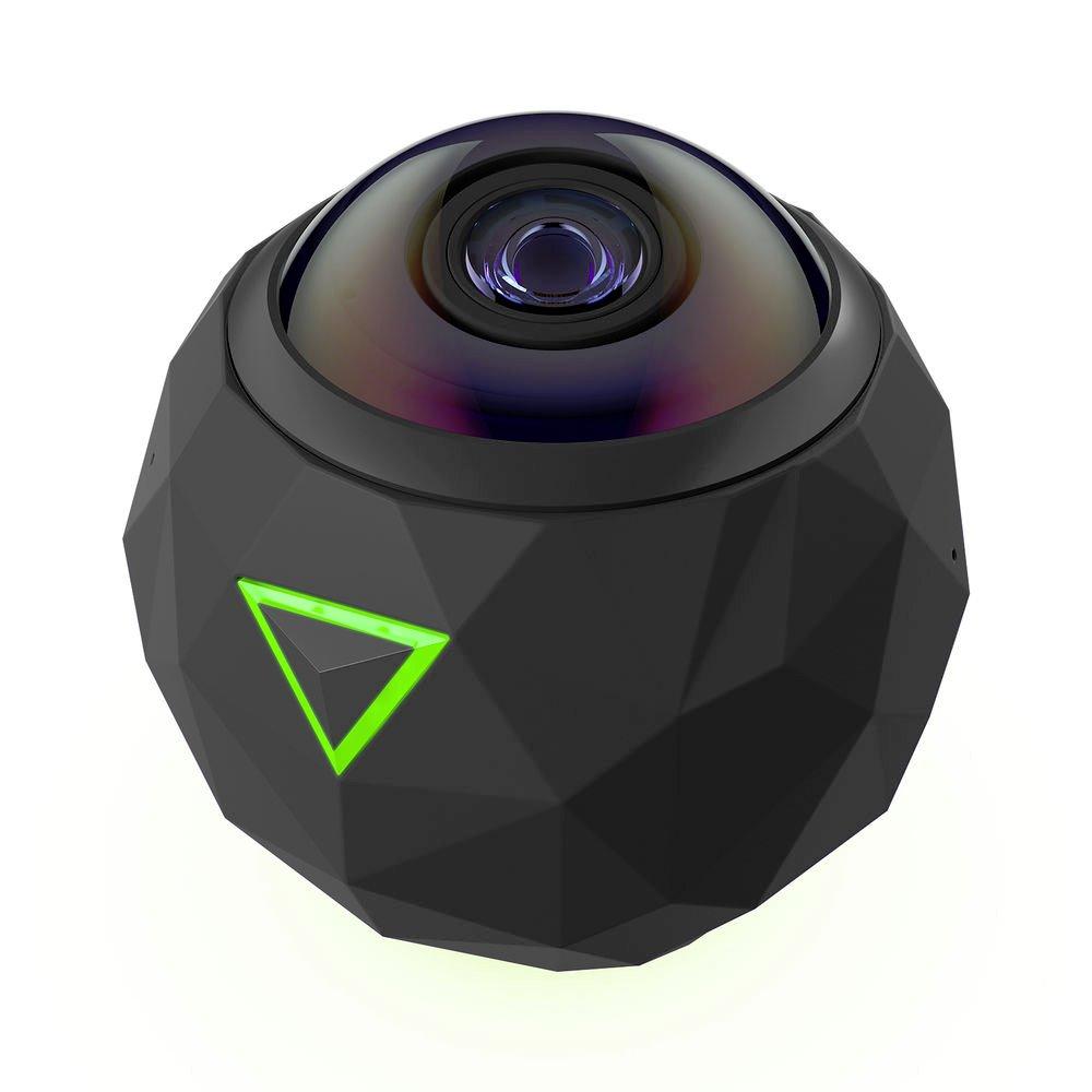 Kamera 360FLY 4K Kamera, outdoor, 360°, 4K, vodotěsná, 64 GB, WiFi, Bluetooth, GPS, černá