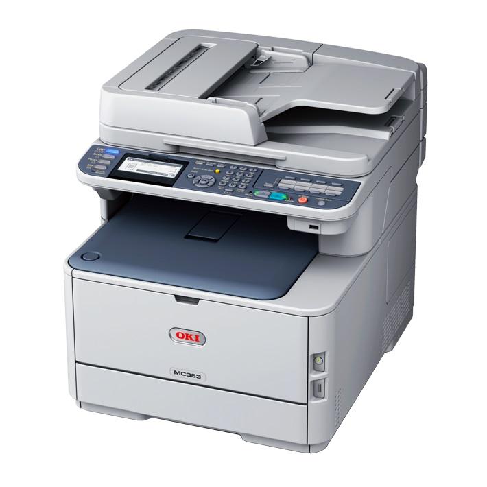 OKI MC363dn A4 30/26ppm /ProQ 2400dpi/ PCL+PS/ RADF/ USB