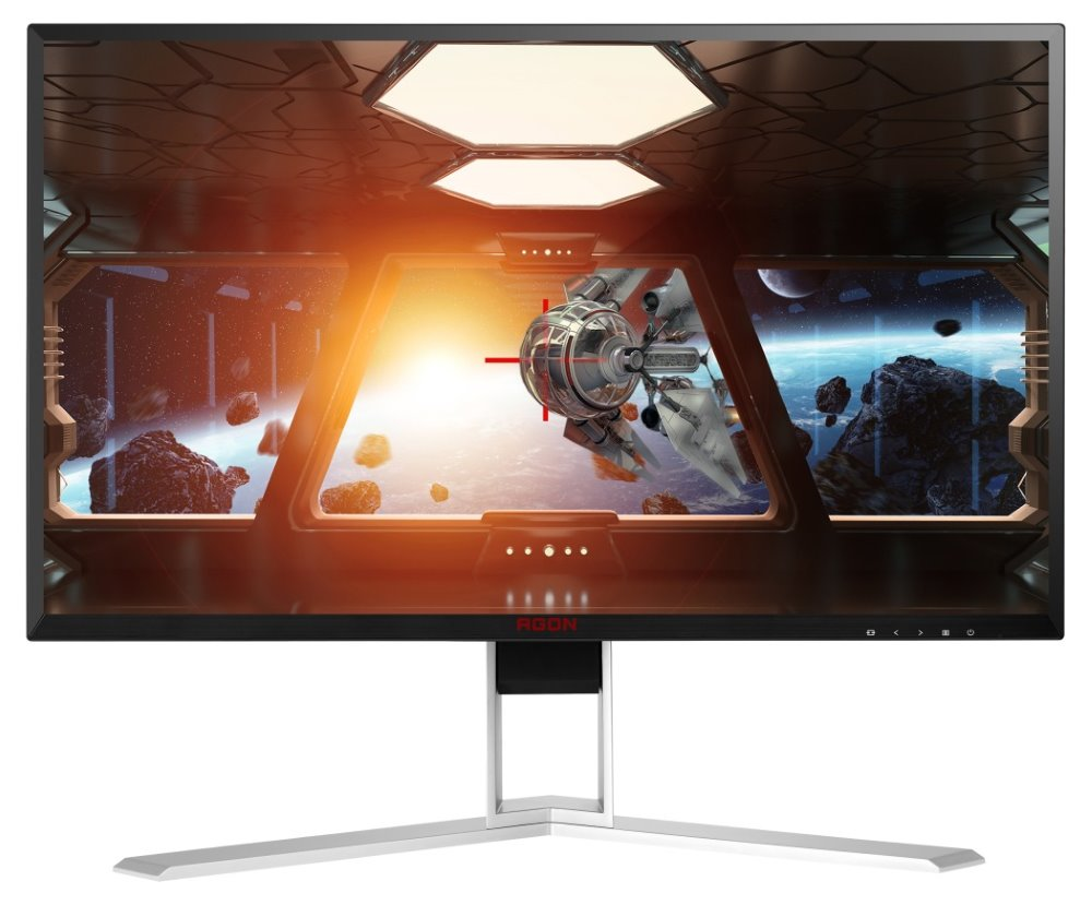 LED monitor AOC AG271QX 27