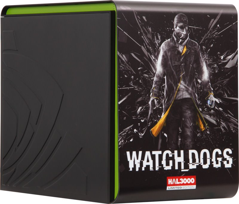 HAL3000 Watch Dogs Extreme