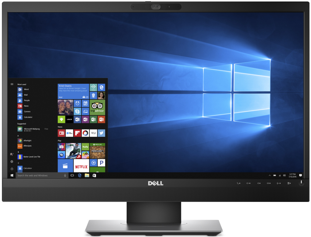 LED monitor Dell P2418HZ 24