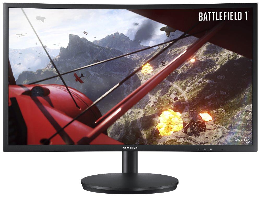 LED monitor Samsung C27FG70FQU 27