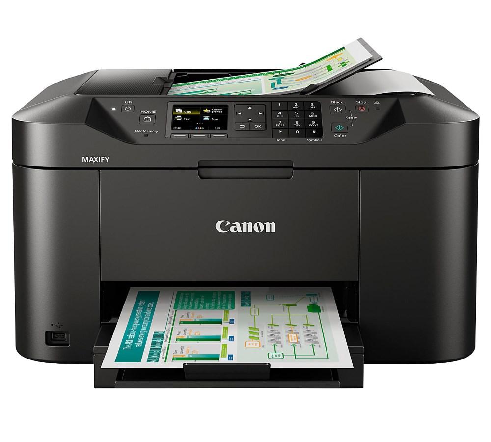 CANON Maxify MB2150 / A4 / 1200x600 / ADF / Duplex / Fax / WiFi / USB