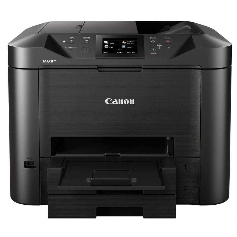CANON Maxify MB5450 / A4 / 1200x600 / DADF / Duplex / Fax / WiFi / LAN / USB