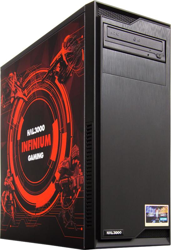 HAL3000 IEM Certified PC Infinium by MSI