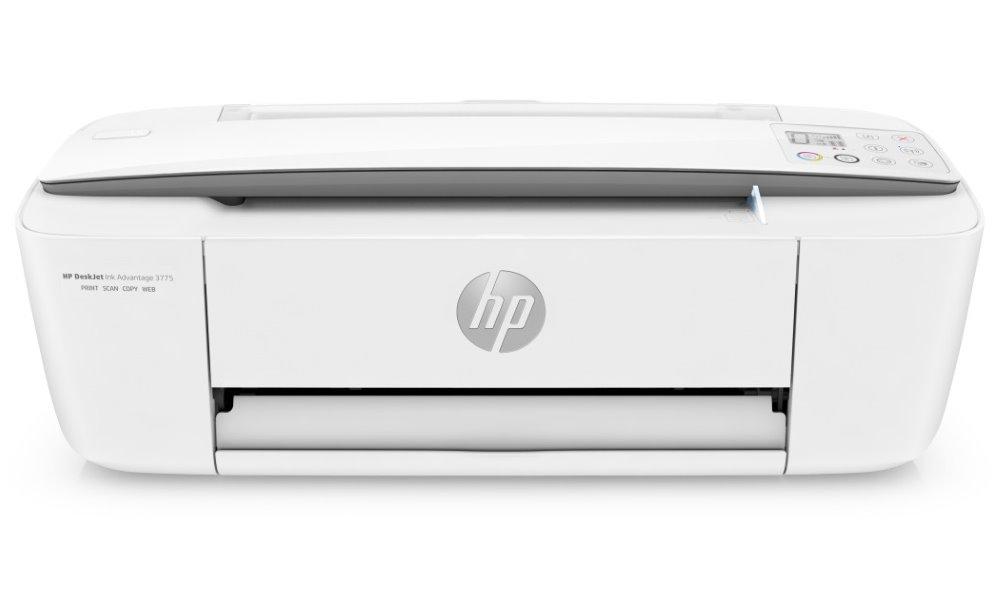HP Deskjet Ink Advantage 3775/ A4/ 8/5,5ppm/ 4800x1200dpi/ ePrint/ Wifi/ USB