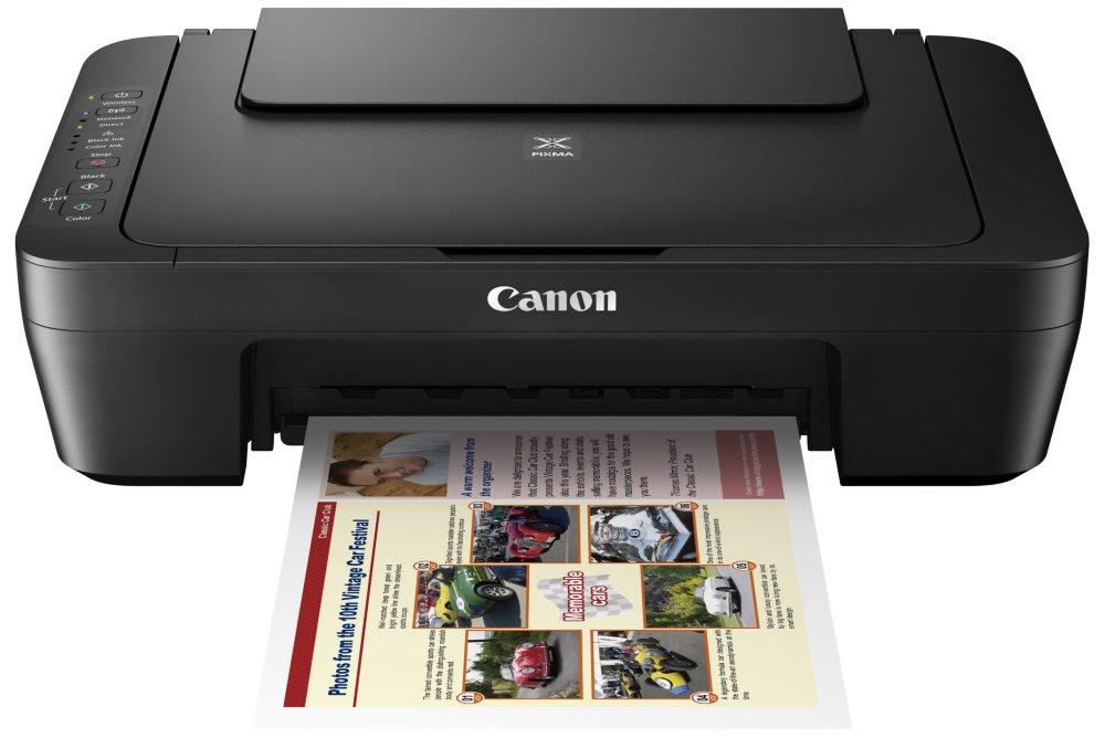 CANON PIXMA MG3050 / A4 / 4800x600 / AP / WiFi / USB / Černá