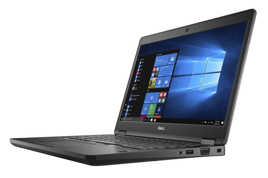 "Notebook Dell Latitude 5480 Notebook, i7-7600U, 8GB, 256GB SSD, 14"" FHD, W10 Pro, vPro, 3YNBD on-site"