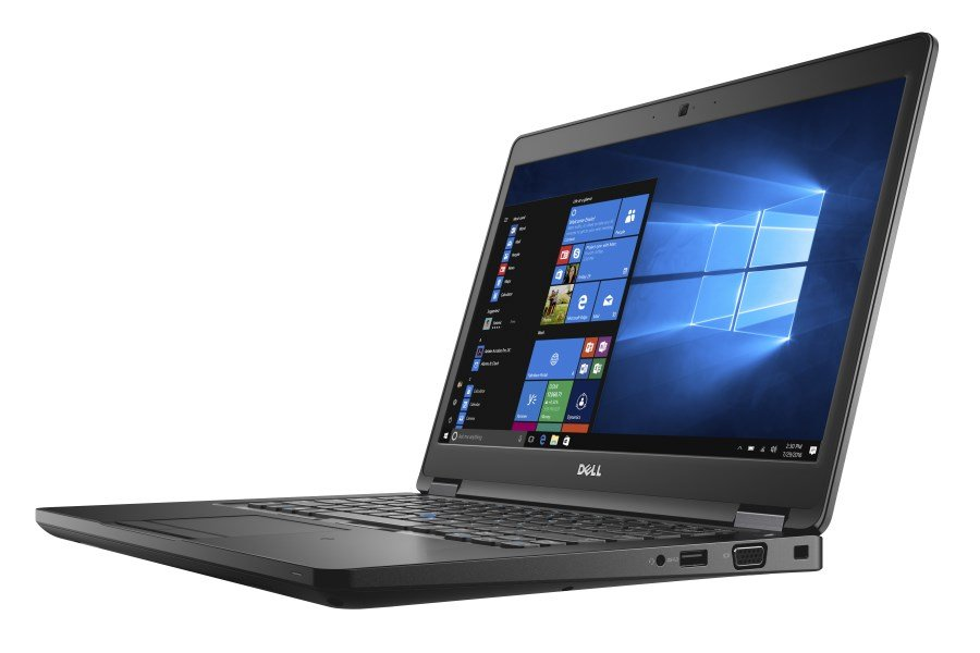 "Notebook Dell Latitude 5480 Notebook, i5-7300U, 8GB, 256GB SSD, 14"" FHD, W10Pro, vPro, 3YNBD on-site"