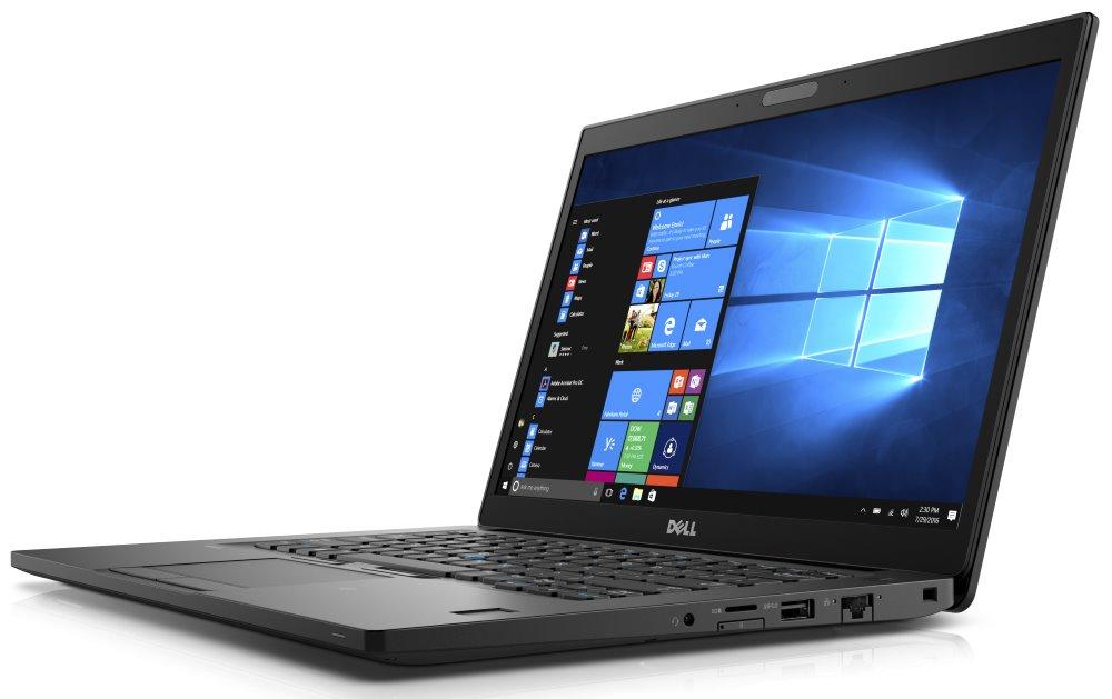 "Notebook Dell Latitude 7480 Notebook, i7-7600U, 16GB, 512GB SSD, 14"" FHD, W10Pro, vPro, 3YNBD on-site"