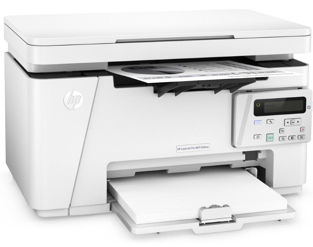 Multifunkční tiskárna HP LaserJet Pro MFP M26nw
