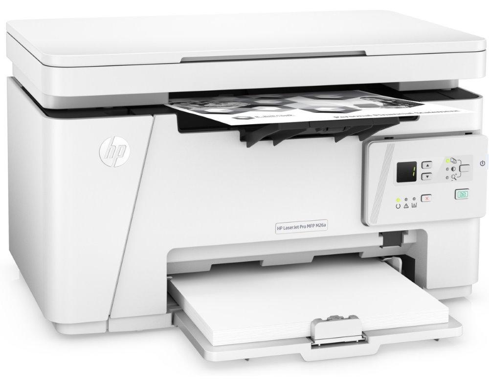 Multifunkční tiskárna HP LaserJet Pro MFP M26a