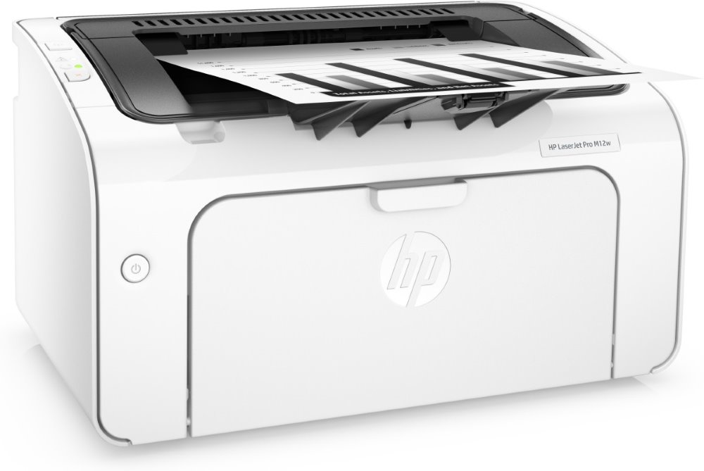 Laserová tiskárna HP LaserJet Pro M12w