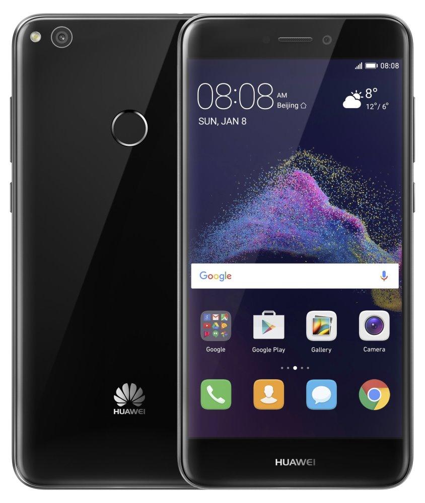 "Mobilní telefon Huawei P9 Lite 2017 černý Mobilní telefon, Dual SIM, Octa core 2,1GHz, 3GB RAM, 16GB, 5,2"" IPS, Android 7.0, černý"