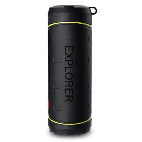 Reproduktor REMAX RB-M10 černý Reproduktor, přenosný, stereo, Bluetooth, 2x5W, černý