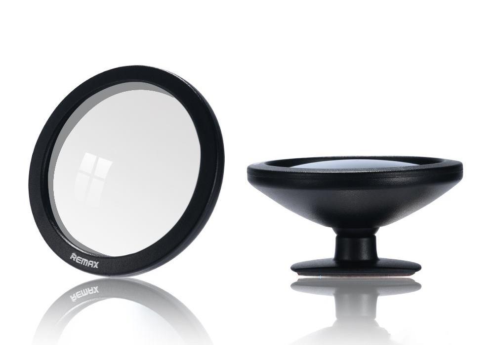 Zrcátko REMAX RT-C04 černé Zrcátko, zpětné, přídavné, průměr 20mm, černé