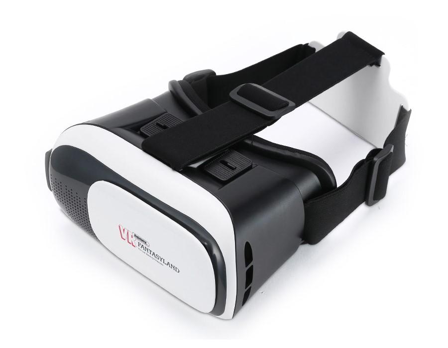 """3D brýle pro virtuální realitu REMAX RT-V01 3D brýle pro virtuální realitu, pro smarphone 3,5"""" - 6"""""""