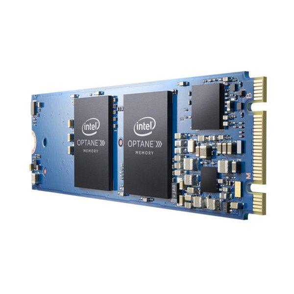 SSD disk Intel Optane 16GB SSD disk, interní, 16GB, M.2, 80mm, 20nm, 3D Xpoint,