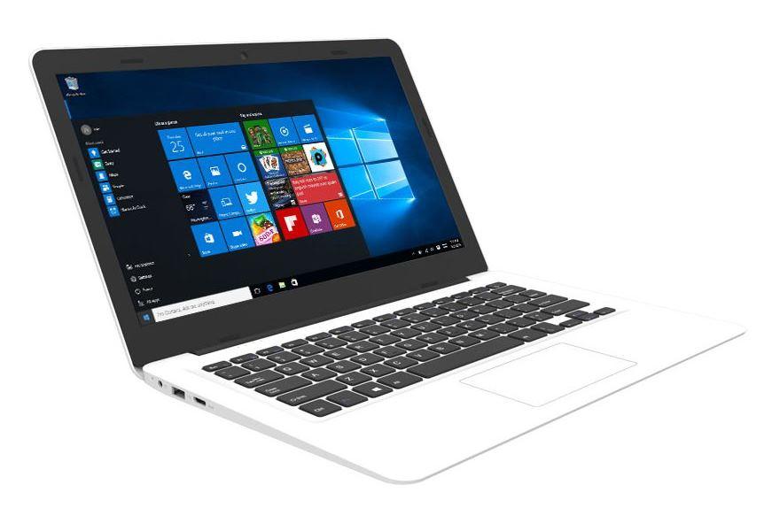 "Notebook UMAX VisionBook 13Wa Notebook, Celeron N3350, 3GB, 32GB, mini HDMI, 2x USB, 13,3"" IPS, W10 Home, bílý"