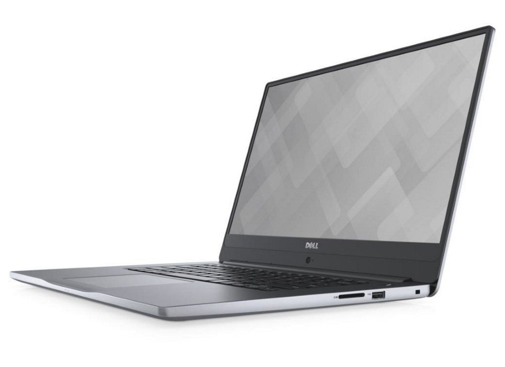 "Notebook Dell Inspiron 15 7000 (7560) Notebook, i5-7200U, 8GB, 256GB SSD, NVIDIA 940MX 2GB, 15.6"" FHD, W10 Pro, šedý, 3NBD on-site"