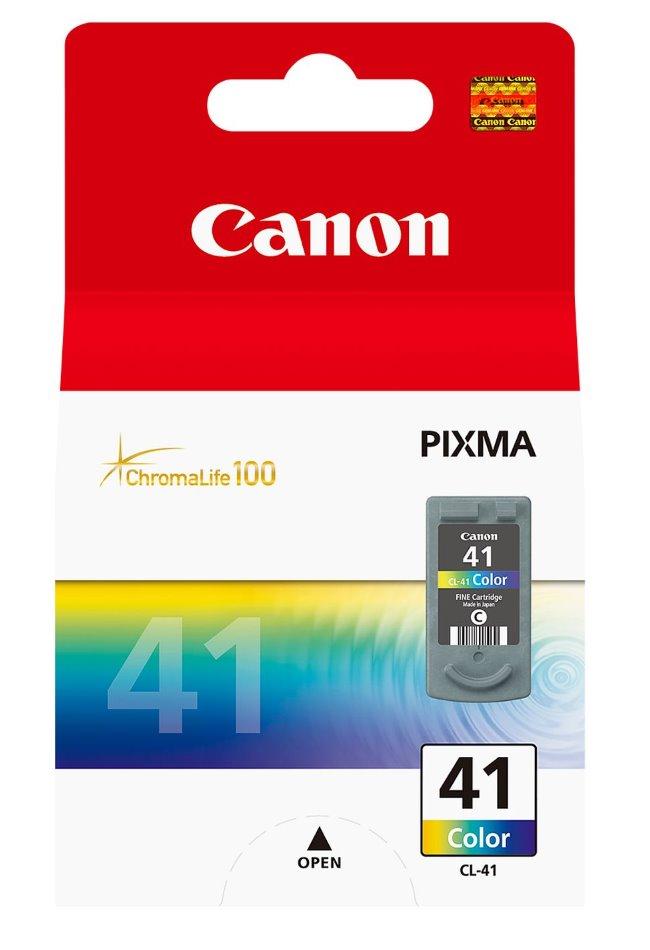 Cartridge inkoustová náplň Canon CL-41, barevná 0617B001