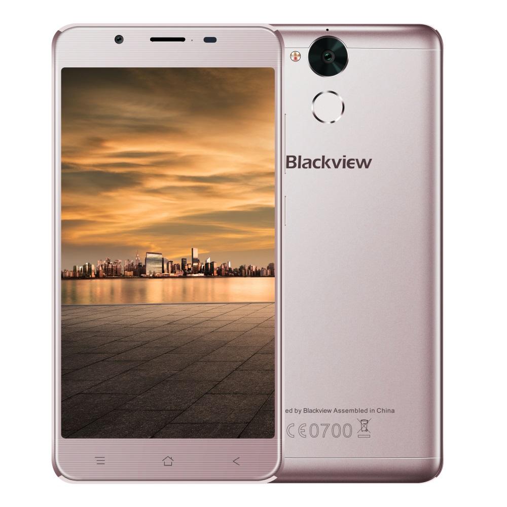 """Mobilní telefon iGET Blackview GP2 šedý Mobilní telefon, Dual SIM, Octa core 1,5GHz, 4GB RAM, 64GB, LTE, 5,5"""" IPS, 13 MPx+8 MPx, Android 6.0, šedý"""