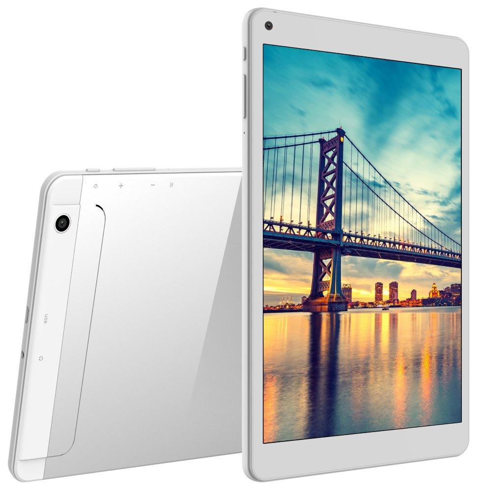 """Tablet iGET Smart G101 bílý Tablet, 10,1"""", Quad Core 1,3 GHz, 1GB RAM, 8GB, 3G, Android 7, bílý"""