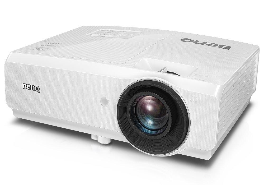 Projektor BenQ SU754 Projektor, DLP, WUXGA, 1920x1200, 4700 ANSI, 13000:1, HDMI-MHL, VGA, S-video, USB, LAN, repro