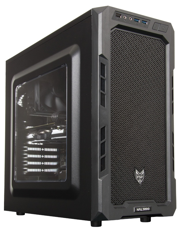 HAL3000 Gaming Pro by MSI