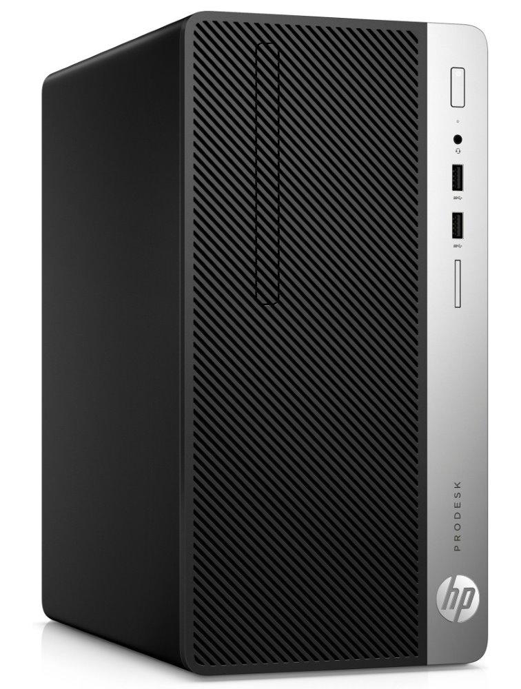 Počítač HP ProDesk 400 G4 MT Počítač, Pentium G4560, 4GB, 500GB HDD, Intel HD, Win 10 Pro