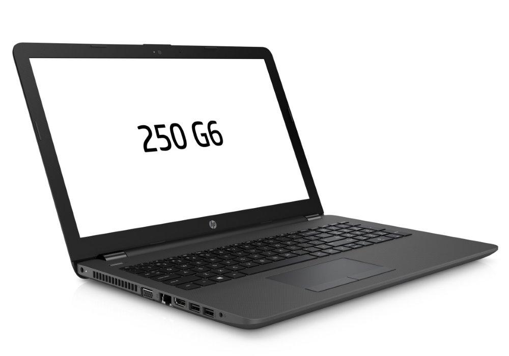 "Notebook HP 250 G6 Notebook, i3-6006U, 4GB, 256GB, Intel HD, 15,6"" HD, DOS"