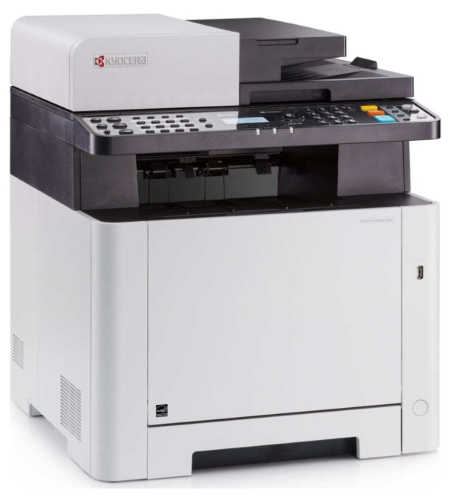 Kyocera ECOSYS M5521cdn/ A4/ 21ppm/ Duplex/ Fax/ ADF/ LAN/ USB/ start.tonery 1200 stran