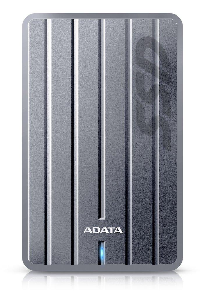 """SSD disk ADATA SC660H 512GB SSD disk, externí, 512GB, 2,5"""", USB 3.1, stříbrný"""