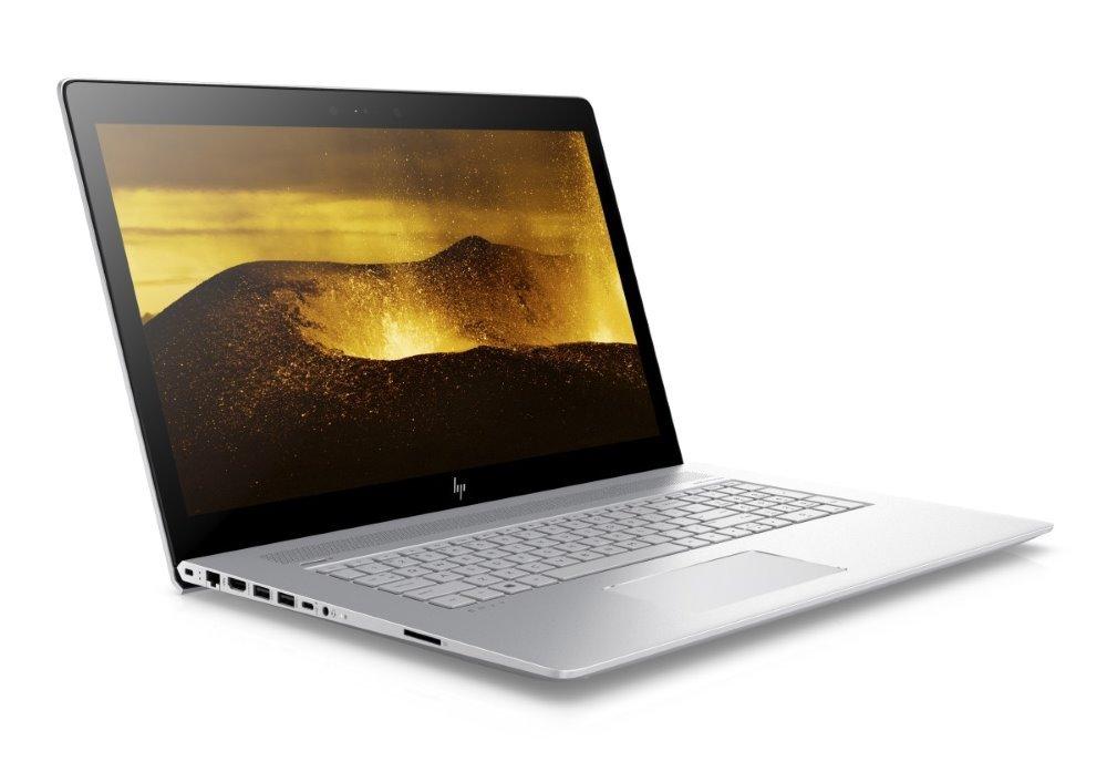 "Notebook HP Envy 17-ae103nc Notebook, i7-8550U, 16GB, 512GB SSD + 1TB, GeForce MX150 4GB, DVD-RW, 17,3"" FHD IPS matný, Wi-Fi, Bluetooth, W10H (64)"