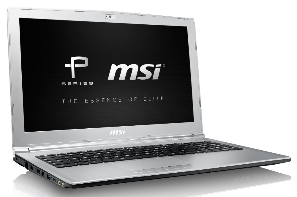 "Notebook MSI PL62 7RC-055CZ Notebook, i5-7300HQ, 8GB, 128GB SSD + 1TB, GeForce MX150 2GB, 15,6"" Full HD, Win10 Home"