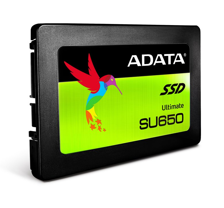 """SSD disk ADATA SU650 240GB SSD disk, interní, 240GB, SATA III, 2,5"""", 3D NAND"""