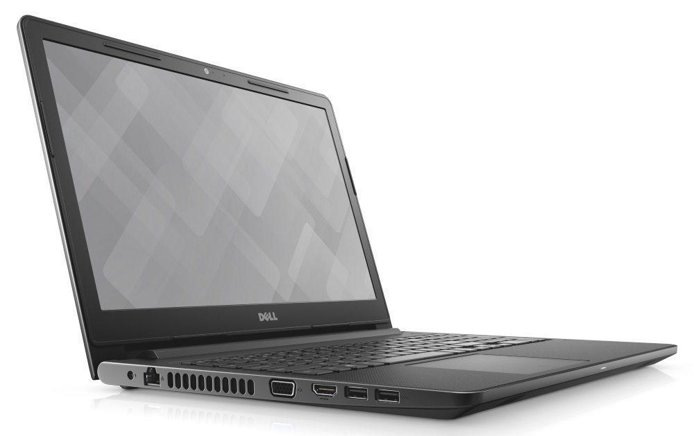"Notebook Dell Vostro 15 3000 (3568) Notebook, i7-7500U, 8GB, 256GB SSD, AMD R5 M420 2GB, 15,6"" Full HD, W10Pro, černý, 3YNBD on-site"