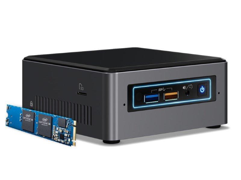 HAL3000 NUC Kit Optane i5