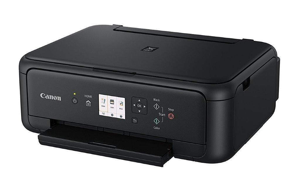 Canon PIXMA TS5150/ PSC/ A4/ 4800x1200/ BT/ Wi-Fi/ WiFi-Direct/ PictBridge/ USB/ Černá