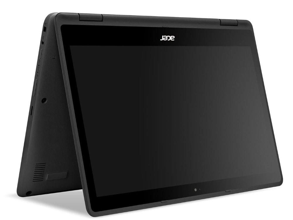 "Notebook Acer Spin 1 SP111-31-C4PV Notebook, N3350, 4GB, 32GB eMMC, Intel HD 500, micro SDXC, Bluetooth,11,6"" Multi-touch Full HD IPS, W10 Home, černý"