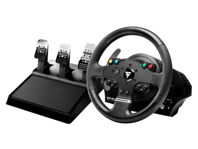 Volant Thrustmaster TMX PRO Volant, pedály, pro Xbox One, One X, One S a PC