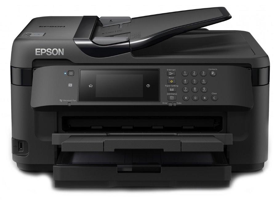 EPSON WorkForce WF-7710DTW/ A3+/ Duplex/ LAN/ Wi-Fi/ USB/ 3 roky záruka po registraci