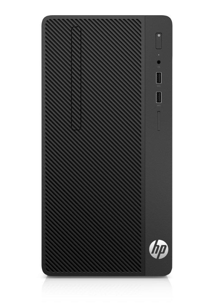 Počítač HP 290 G1 MT Počítač, Intel Pentium G4560, 4GB, 128GB SSD, Intel HD, DVDRW, Win10 Pro