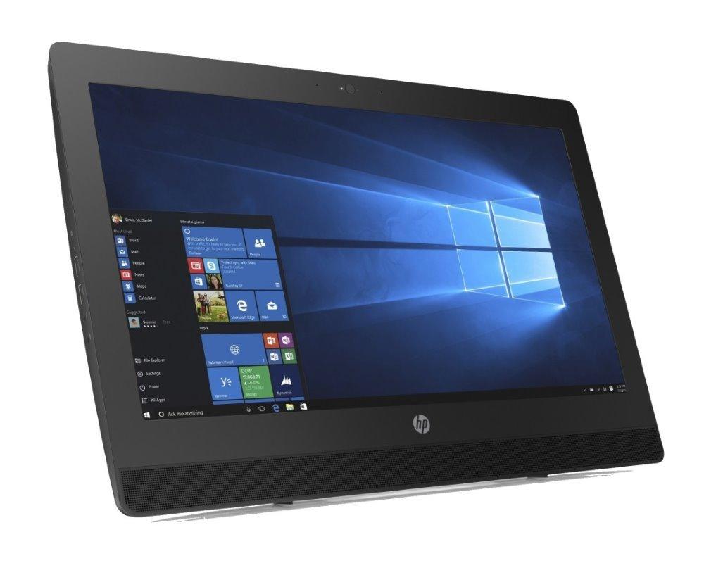 """All-in-one počítač HP ProOne 400 G3 All-in-one počítač, 20"""" HD+, i5-7500T, 4GB, 500GB 7200 ot., Intel HD 630, Wi-Fi, Bluetooth, DVD-RW, W10Pro, klávesnice + myš"""