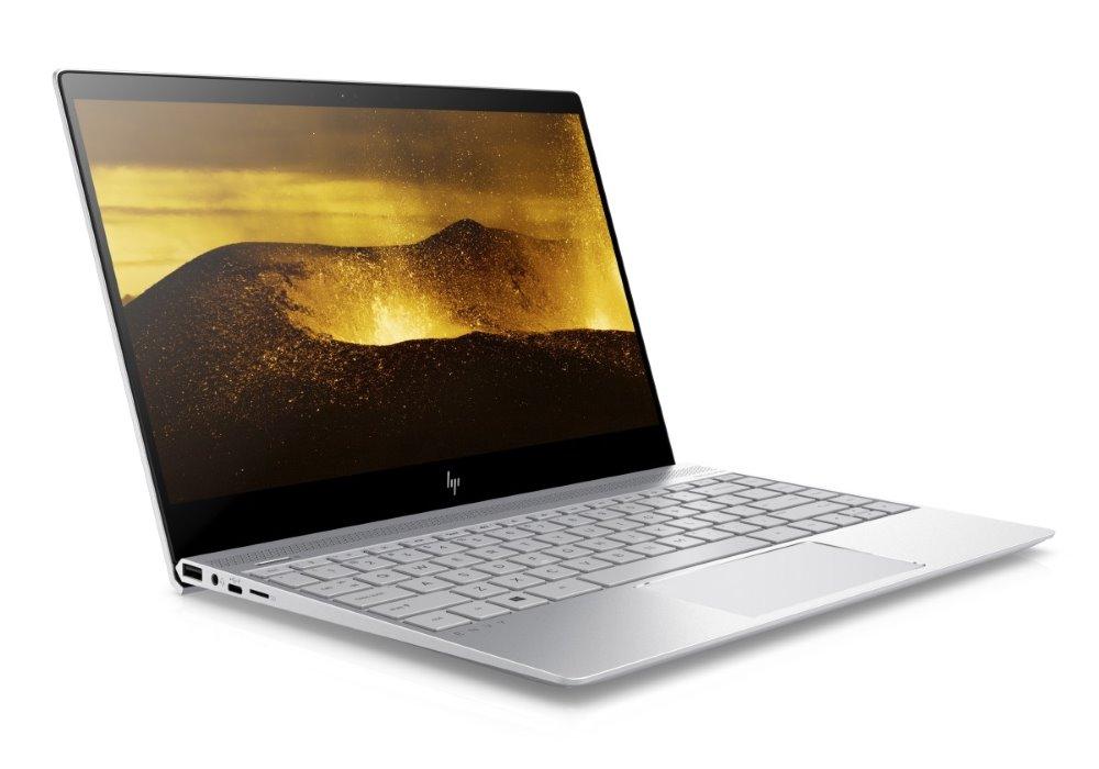 """Notebook HP Envy 13-ad012nc Notebook, i5-7200U, 8GB, 256GB SSD, Intel HD 620, 13,3"""" FHD IPS, Win 10 Home, stříbrný"""