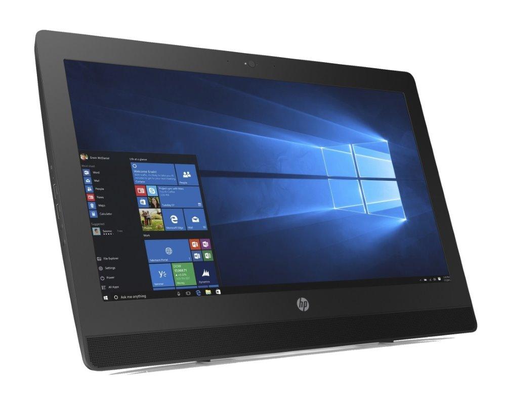 """All-in-one počítač HP ProOne 400 G3 All-in-one počítač, 20"""" HD+, i3-7100T, 4GB, 500GB 7200 ot., Intel HD 630, Wi-Fi, LAN, Bluetooth, DVD-RW, W10Pro"""
