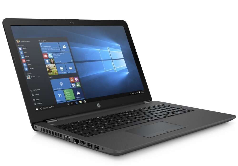 "Notebook HP 250 G6 Notebook, Celeron N3060, 4GB, 128GB SSD, Intel HD 400, 15,6"" HD, DVDRW, Win 10 Home"