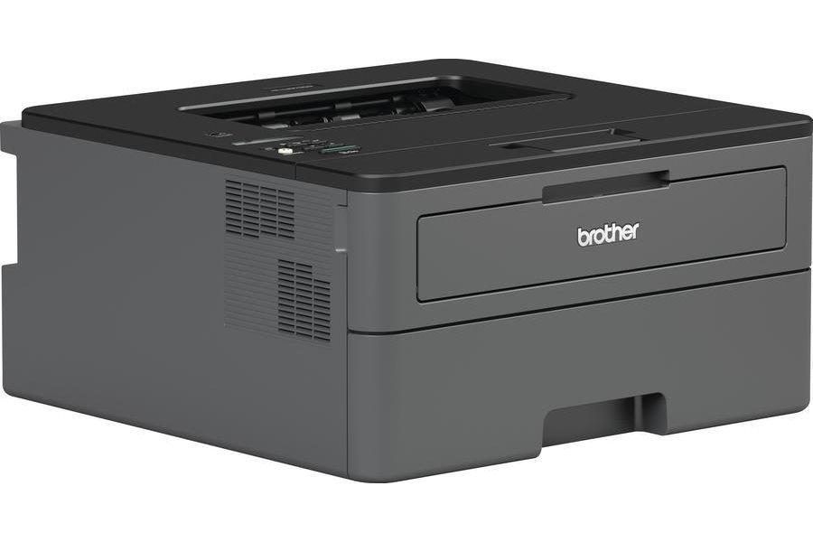 BROTHER laser HL-L2372DN / 1200x1200 dpi / až 34 str./min. / černobílá / duplex / tichá / LAN / USB